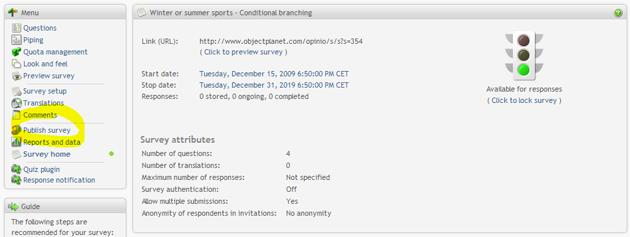 Survey software online surveys web surveys invitations stopboris Gallery