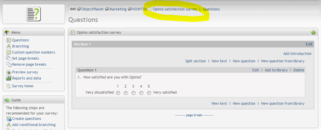 how to create survey link in qualtrics