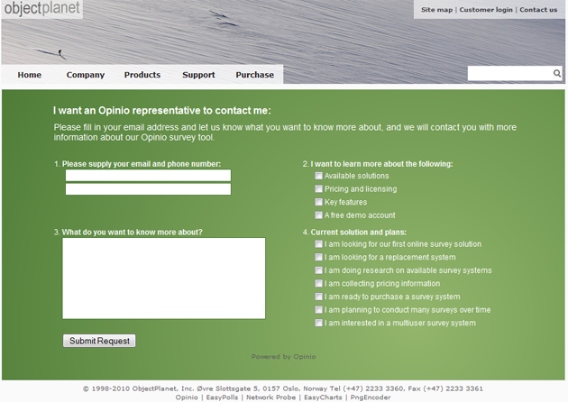 survey software - online surveys - web surveys